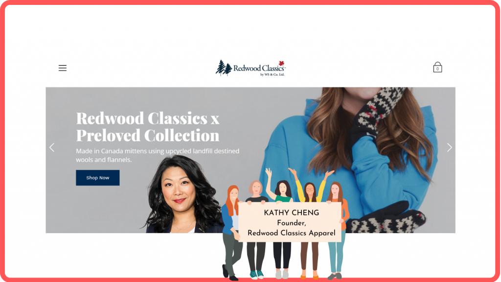 Redwood Classics Apparel